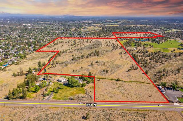 62385 Hamby Road, Bend, OR 97701 (MLS #220127256) :: Coldwell Banker Bain