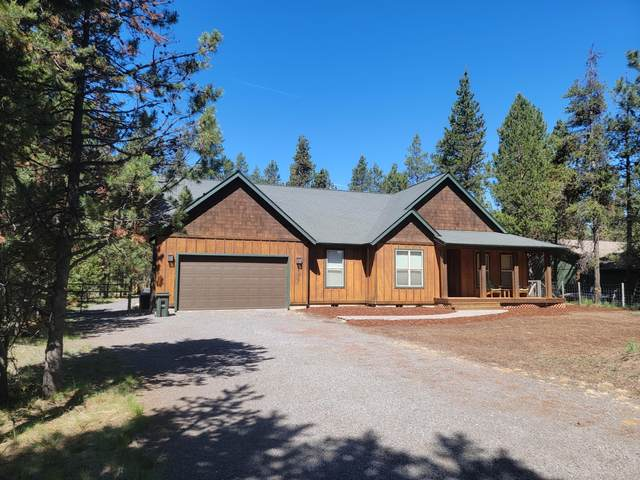 56077 Gothard Way, Bend, OR 97707 (MLS #220127362) :: The Ladd Group
