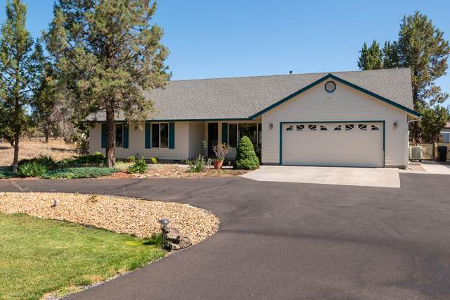 5745 NW Zamia Avenue, Redmond, OR 97756 (MLS #220127365) :: Fred Real Estate Group of Central Oregon