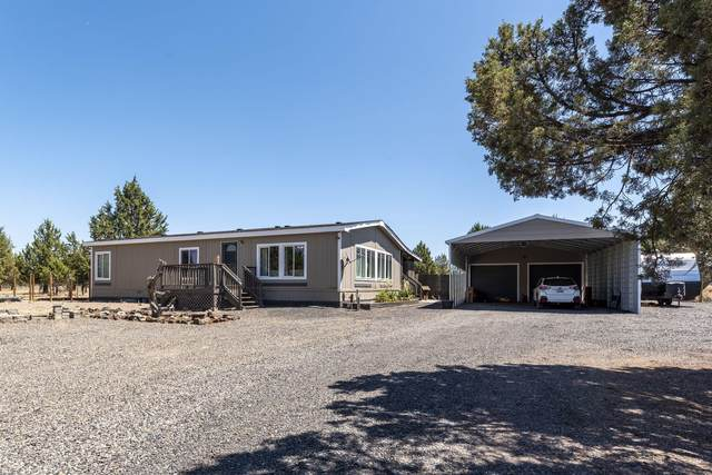 11231 SW Peninsula Drive, Terrebonne, OR 97760 (MLS #220127387) :: Arends Realty Group