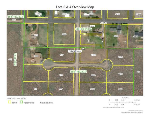 TL 2200-to 2300 Sunrise (28S14e22-Cd-02200 & 0 Lane, Silver Lake, OR 97638 (MLS #220127516) :: Premiere Property Group, LLC