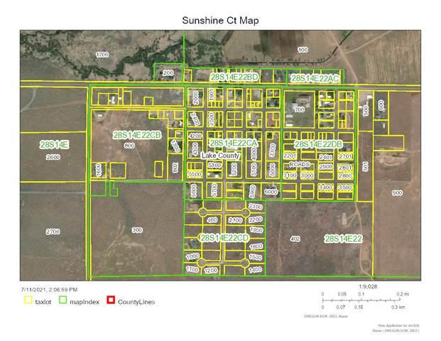 /TL 2200 Sunrise (28S14e22-Cd-02200) Lane, Silver Lake, OR 97638 (MLS #220127517) :: Premiere Property Group, LLC