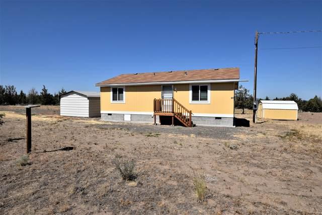 14061 SE Cayuse Road, Prineville, OR 97754 (MLS #220127526) :: Fred Real Estate Group of Central Oregon