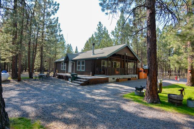 14973 Ponderosa Loop, La Pine, OR 97739 (MLS #220127577) :: Bend Homes Now