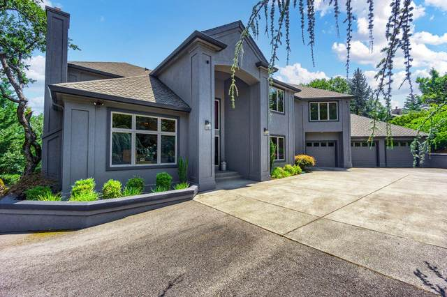 2583 Oak View Circle, Medford, OR 97504 (MLS #220127649) :: Chris Scott, Central Oregon Valley Brokers