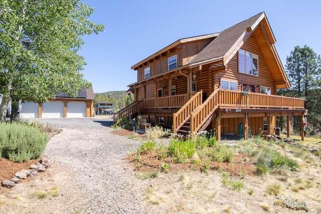 12001 NE Damselfly Lane, Prineville, OR 97754 (MLS #220127659) :: Bend Homes Now