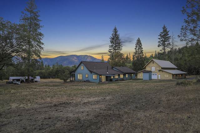 16450 Water Gap Road, Williams, OR 97544 (MLS #220127701) :: Arends Realty Group