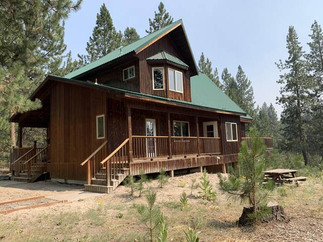 736 Friendship Drive, Chiloquin, OR 97624 (MLS #220127706) :: Arends Realty Group