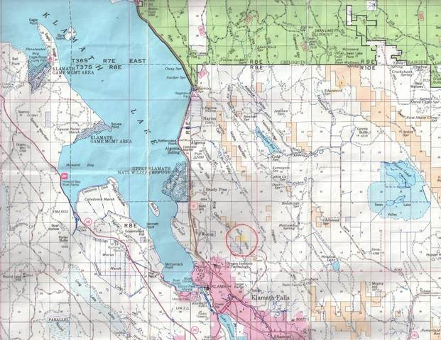 Lot 2800 Old Fort Road (Off Of), Klamath Falls, OR 97601 (MLS #220127715) :: Vianet Realty