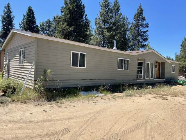 16867 Whittier Drive, Bend, OR 97707 (MLS #220127716) :: Fred Real Estate Group of Central Oregon