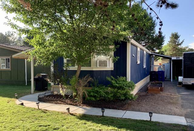 61445 SE 27th Street #86, Bend, OR 97702 (MLS #220127792) :: Bend Homes Now