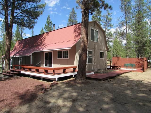 152168 Conestoga Road, La Pine, OR 97739 (MLS #220127815) :: Fred Real Estate Group of Central Oregon