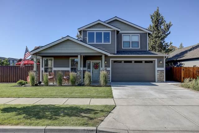 2269 NE Jackson Avenue, Bend, OR 97701 (MLS #220127826) :: Chris Scott, Central Oregon Valley Brokers