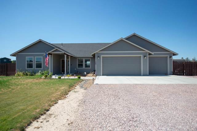 4287 NW 39th Drive, Redmond, OR 97756 (MLS #220127829) :: Premiere Property Group, LLC