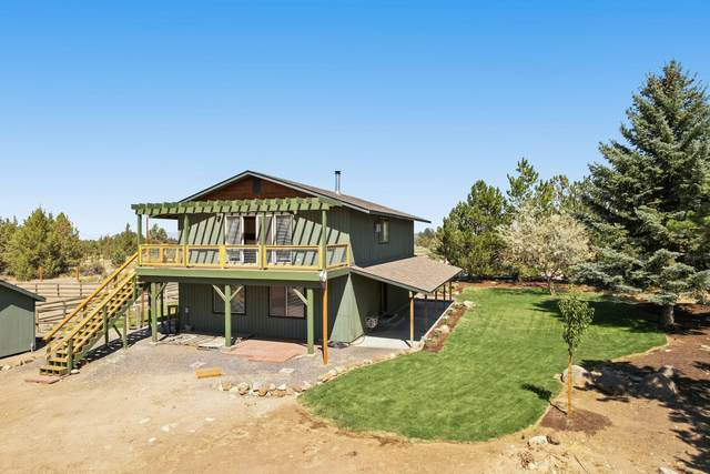 65059 Smokey Butte Drive, Bend, OR 97703 (MLS #220127845) :: Fred Real Estate Group of Central Oregon