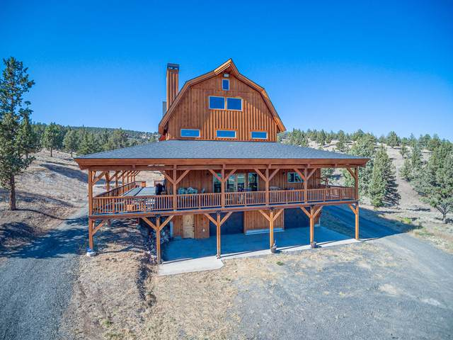 6495 6495 Nw Glenview, Prineville, OR 97754 (MLS #220127910) :: Berkshire Hathaway HomeServices Northwest Real Estate