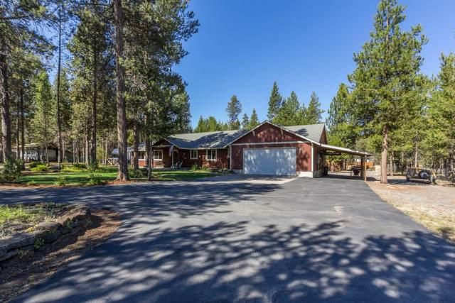 53321 Deep Woods Road, La Pine, OR 97739 (MLS #220127938) :: Arends Realty Group