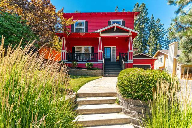 431 NW 17th Street, Bend, OR 97703 (MLS #220127940) :: Arends Realty Group