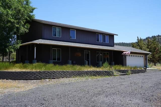 6644 S David Way, Prineville, OR 97754 (MLS #220128120) :: Bend Homes Now