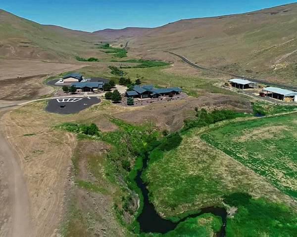 35432 Butter Creek Road, Pilot Rock, OR 97868 (MLS #220128152) :: Chris Scott, Central Oregon Valley Brokers
