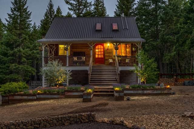 24283 Upper Grave Creek Road, Wolf Creek, OR 97497 (MLS #220128162) :: Vianet Realty