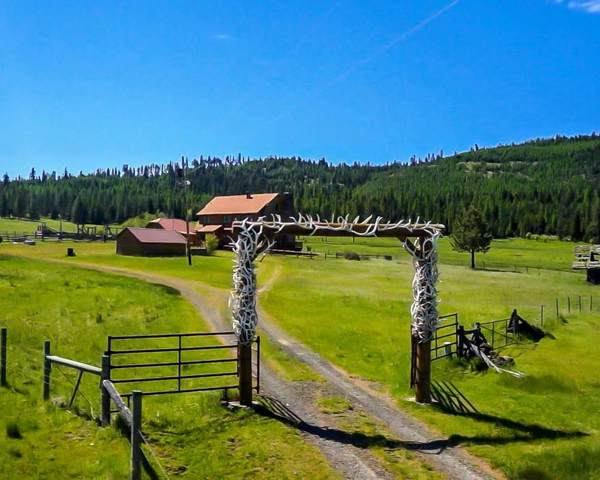 0 Cable Creek Road, Pilot Rock, OR 97868 (MLS #220128220) :: Chris Scott, Central Oregon Valley Brokers