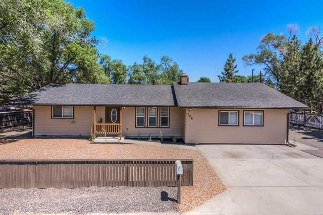 186 SW D Street, Madras, OR 97741 (MLS #220128234) :: Bend Homes Now