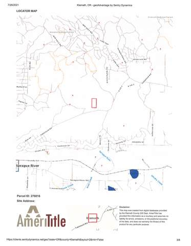 TL600 35-11-27, Sprague River, OR 97639 (MLS #220128319) :: Central Oregon Home Pros