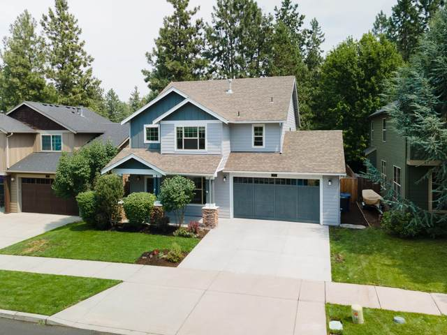 61176 Lodgepole Drive, Bend, OR 97702 (MLS #220128373) :: Stellar Realty Northwest