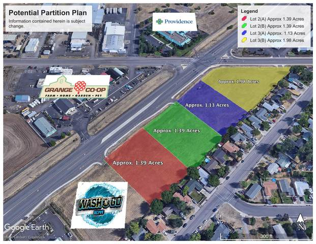 Lot 2(A)-To Be Parti Crater Lake Highway, White City, OR 97503 (MLS #220128386) :: The Bifano Home Team