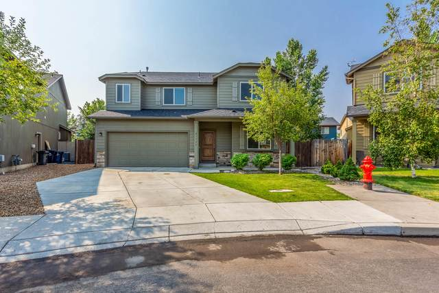 61126 Cone Flower Street, Bend, OR 97702 (MLS #220128401) :: Bend Relo at Fred Real Estate Group