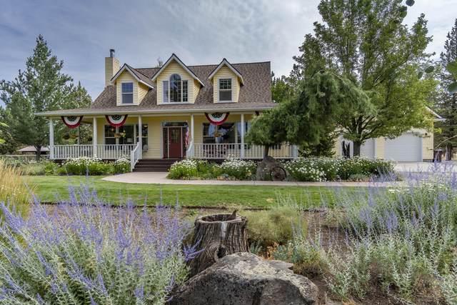 17660 Edmundson Road, Sisters, OR 97759 (MLS #220128416) :: Vianet Realty
