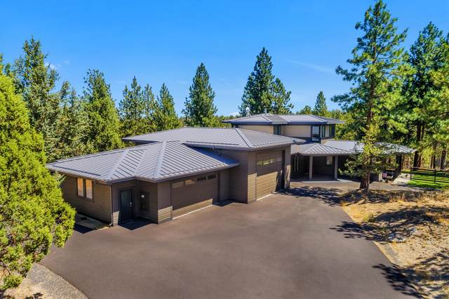63180 Stag Drive, Bend, OR 97703 (MLS #220128517) :: The Ladd Group