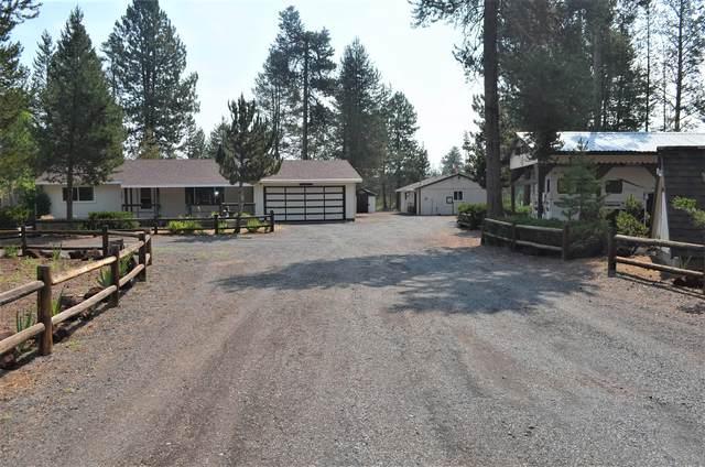 146607 Wild Cougar Lane, Gilchrist, OR 97737 (MLS #220128530) :: Oregon Farm & Home Brokers