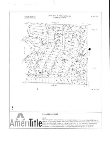 Lot 17 Surveyor Road, Crescent Lake, OR 97733 (MLS #220128539) :: The Riley Group