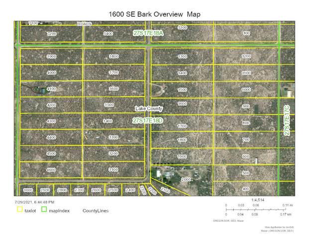 TL-1600 SE Bark (27S17e18-D0-01600) Street, Christmas Valley, OR 97641 (MLS #220128560) :: Chris Scott, Central Oregon Valley Brokers