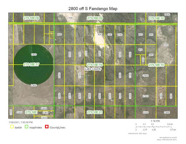 2800TL S Off Fandango-27S18e16-00-02800 Road, Christmas Valley, OR 97641 (MLS #220128635) :: Schaake Capital Group