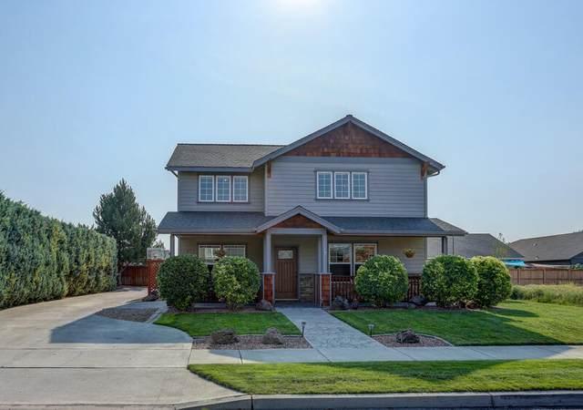 406 SE Pioneer Drive, Prineville, OR 97754 (MLS #220128837) :: Stellar Realty Northwest