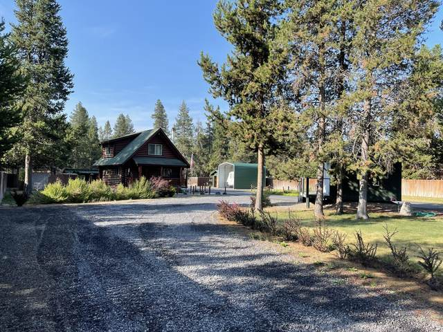 16081 Leona Lane, La Pine, OR 97739 (MLS #220128897) :: Arends Realty Group