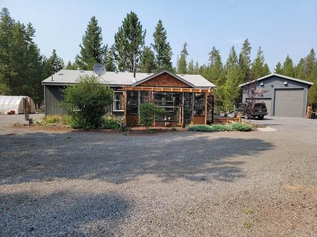 16540 White Buck Avenue, La Pine, OR 97739 (MLS #220128972) :: Coldwell Banker Bain