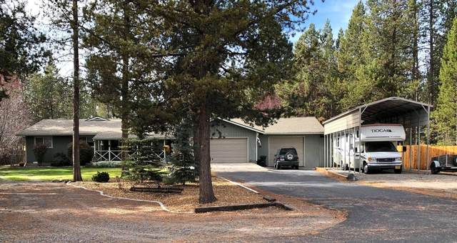 52475 River Pine Road, La Pine, OR 97739 (MLS #220129164) :: Arends Realty Group