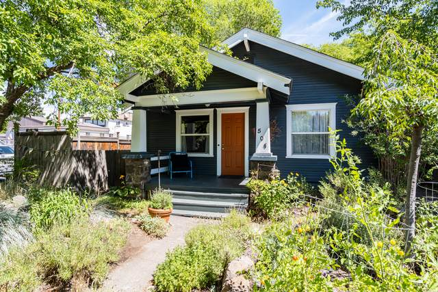 504 NW Harriman Street, Bend, OR 97703 (MLS #220129388) :: Arends Realty Group