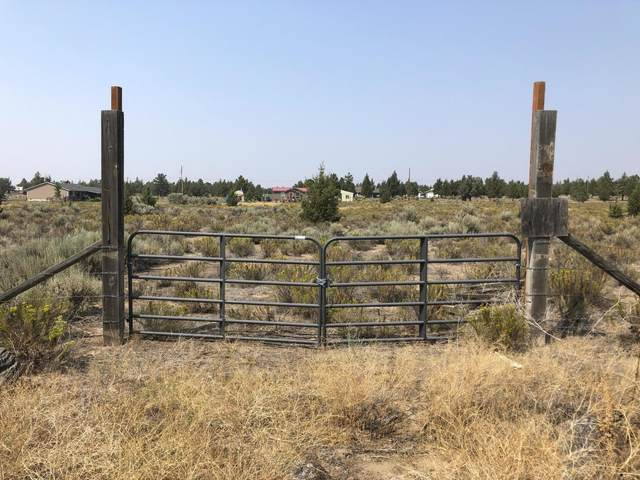 TL4100-Lot 6 SE Custer Road, Prineville, OR 97754 (MLS #220129398) :: The Riley Group
