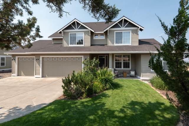 3943 SW Summit Avenue, Redmond, OR 97756 (MLS #220129527) :: Coldwell Banker Bain