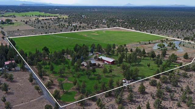24020 Skywagon Drive, Bend, OR 97701 (MLS #220129548) :: Fred Real Estate Group of Central Oregon