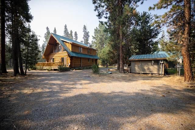 52445 Ammon Road, La Pine, OR 97739 (MLS #220129612) :: Coldwell Banker Bain