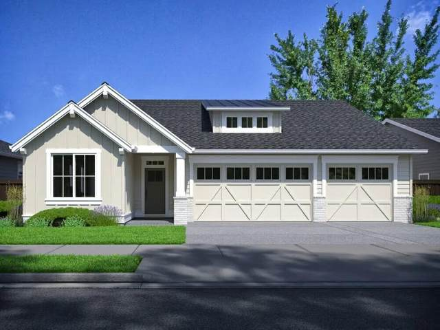 3048-Lot 48 NW Hidden Ridge Drive, Bend, OR 97703 (MLS #220129707) :: The Riley Group