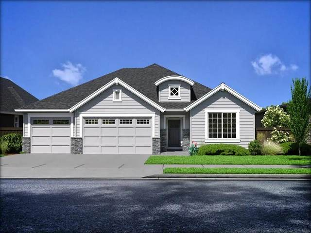 3047-Lot 62 NW Hidden Ridge Drive, Bend, OR 97703 (MLS #220129717) :: The Riley Group