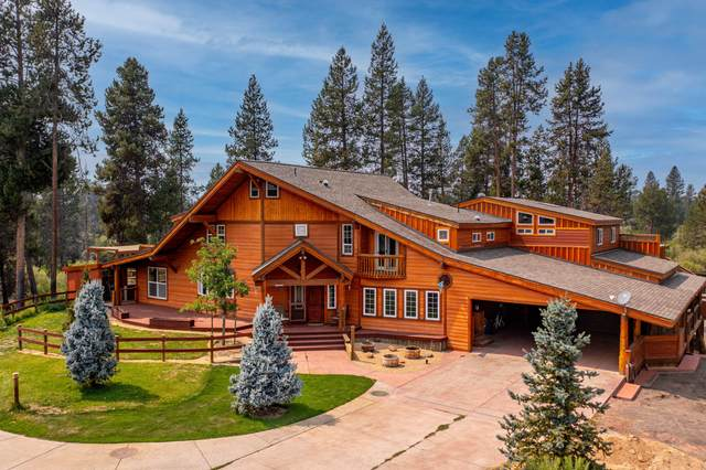 17334 Beaver Place, Bend, OR 97707 (MLS #220129749) :: The Riley Group