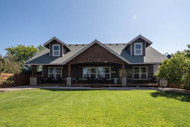 2238 NW Oak Avenue, Redmond, OR 97756 (MLS #220130522) :: Arends Realty Group